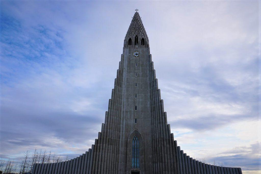 church Hallgrímskirkja Reykjavik