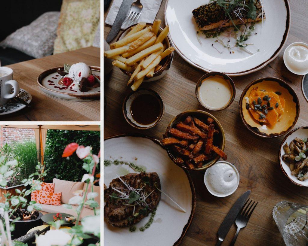 Uit eten in Dokkum